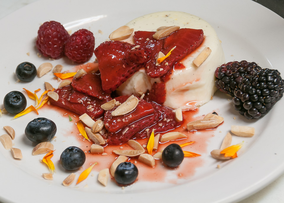 Image of Panna Cotta