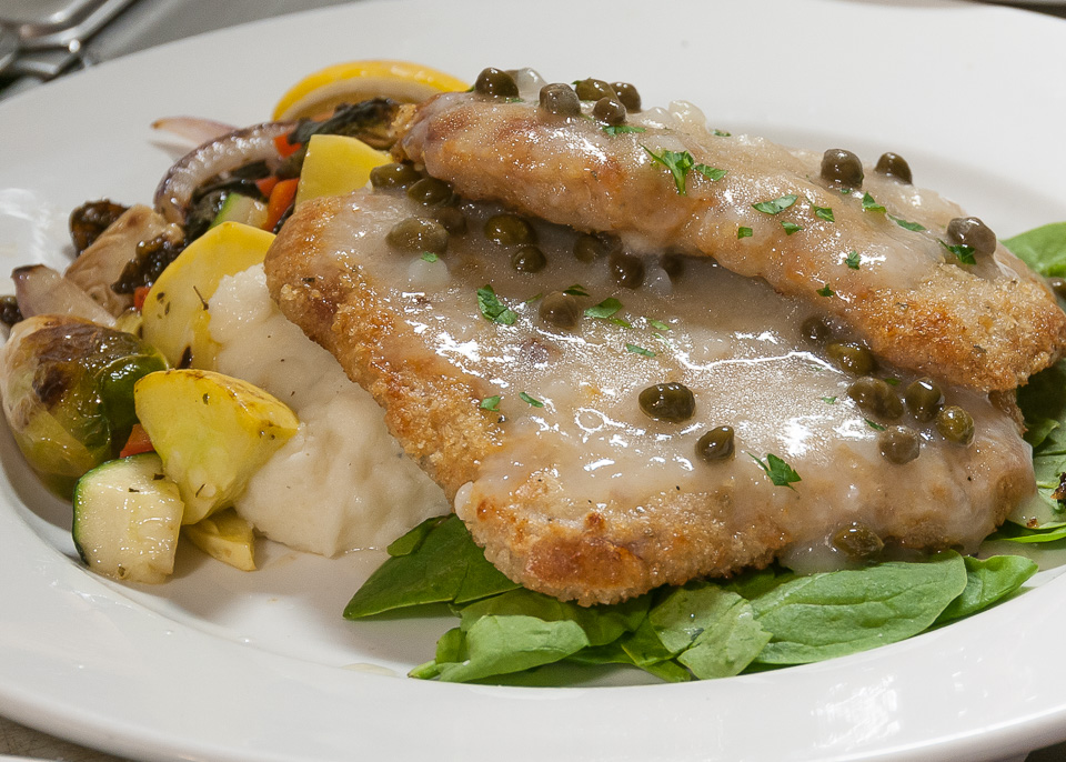 Image of Pork Piccata