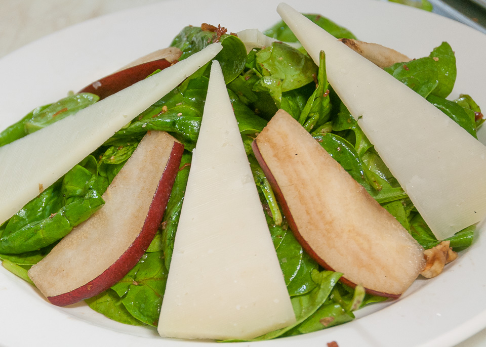 Spinach Salad image