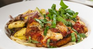 Chicken Parmesan Facebook image