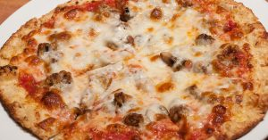 Porcini Pizza Facebook image